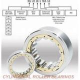ISO NU2336EMA CYLINDRICAL ROLLER BEARINGS ONE-ROW METRIC ISO SERIES